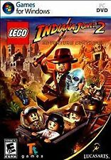 LEGO Indiana Jones 2: The Adventure Continues (PC, 2009)