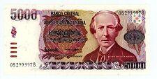Argentina … P-318a … 5.000 Pesos Argentinos … ND(1985) … *AU-UNC*