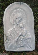 """10 Commandments Plaque Plaster Concrete Casting Plastic Mold 14.5/""""x9 /& 1//4/""""x3//4/"""""""