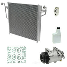 A/C Compressor & Component Kit-Compressor-condenser Replacement Kit fits Titan