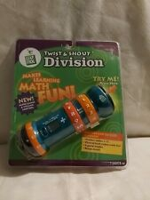 Leapfrog Maths Education Twist And Shout Division Learning Game Toy