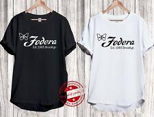 Fodera Est 1983 T-Shirt Fodera Bass Guitar Logo Mens T-shirt