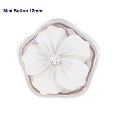 Click Button Mini Petite 5525 Blume - kompatibel mit Chunks-Systemen 12mm