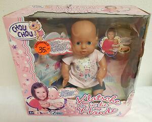 Zapf Creation Chou Chou Klatsche in die Hände Puppe NEU und OVP