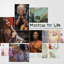 Manose - Mantras for Life [New CD]