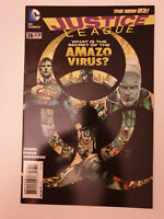 Justice League #36 FN 1st Print DC Johns New 52