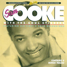 Sam Cooke The Soul Stirrers - Sam Cooke With The Soul Stirrers (CDCHD 359)
