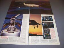 VINTAGE..PILATUS PC-12..HISTORY/DETAILS/SPECS..RARE! (454H)