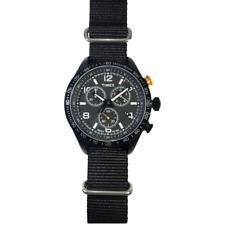 Orologio TIMEX mod. KALEIDOSCOPE ref. T2P043CN Uomo chrono tela nero INDIGLO