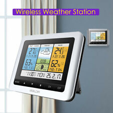 Balder Wireless Weather Station Digital Thermometer Temperature Calendar Time