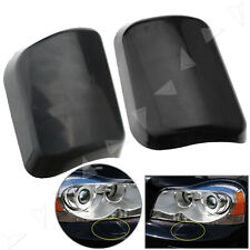 Front Left + Right Headlight Washer Jet Cover For For Volvo XC90 02-06 30698208
