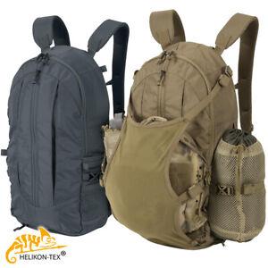 HELIKON TEX GROUNDHOG Backpack Rucksack Tactical MOLLE Army Nylon YKK 10 L
