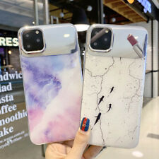 Marble Mirror Soft TPU Phone Case For iPhone 11 Pro SE2020 Huawei Samsung Series