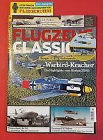 Flugzeug Classic Dez. 12/2019 Warbird Kracher Hangar 10/Hahnweide ungelesen
