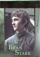 Game Of Thrones Season 6 Gold Base Card #51 Bran Stark