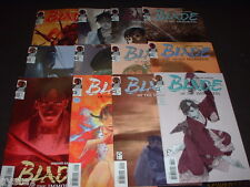 BLADE OF THE IMMORTAL 89-100 RUN 89 90 91 92 93 94 95 96 97 98 99 100 12 COMICS