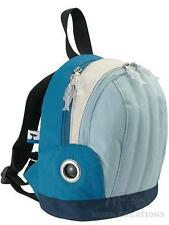 Blue Whale Backpack SMALL Morn Creations bag Toddler moby dick shark kingdom