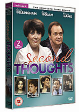 Second Thoughts - Series 3 - Complete (DVD, 2011, 2-Disc Set)