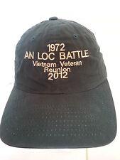 1972 An Loc Battle / Vietnam Veteran Reunion 2012 Ball Cap Hat
