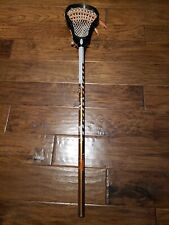Warrior Torch Lacrosse Stick & Head 40.5� White and Orange #W090