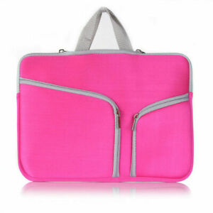 """Universal Laptop Sleeve Case Carry Bag for Macbook Air Pro Lenovo Dell 13"""" 15 11"""
