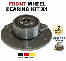 FOR SMART FORTWO BRABUS TURBO CABRIOLET 2003---> FRONT WHEEL BEARING KIT X1