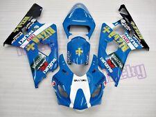 ABS Fairing Set for Suzuki 04 05 GSXR 600 750 Racing Kit S112 lu-G