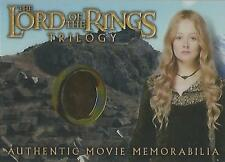 "Lord of the Rings Trilogy - ""Eowyn's Stables Dress"" Costume Memorabilia Card"