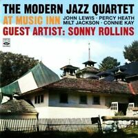 Rollins, Sonny	At Music Inn (180 Gram Vinyl Limited Edition) (New Vinyl)