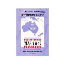 Understanding Year 9 & 10 Intermediate Maths [Australian curriculum]