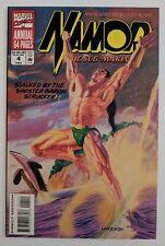 Namor The Sub-Mariner Annual #4 Marvel Comic 1994 Baron Zucker Hydra Deep Six