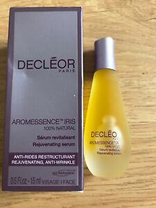 """Unused-""""Decleor"""" Aromessence Iris Rejuvenating Anti-wrinkle Serum-15 ml"""