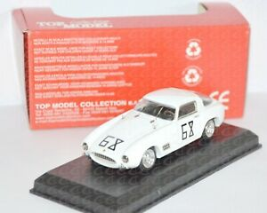 I0304 Modellino auto TOP MODEL 1/43 1957 FERRARI 250 GT #68 TMC 216 diecast