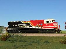 Norfolk Southern First Responders Unit 9-1-1 SD60E Decals N Scale NS Custom