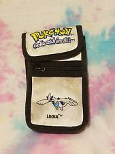 Pokemon Silver LUGIA Game Boy Color Pouch Carrying Case Gameboy