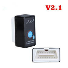 Super Mini  V2.1 Bluetooth Code Reader OBD2 Scanner with Power Switch