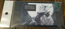 Bravely Second: End Layer Screen Cleaner promo item Pax East rare Nintendo 3ds