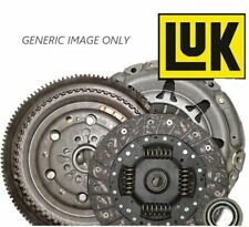 AUDI A4 2.4 LuK Dual Mass Flywheel & Clutch Kit 170 09/2001-12/2004 SLN BDV