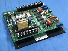 USED CONTREX RC272 FREQUENCY SCALER MODULE 3200-1330 WITH MANUAL (B18-1)