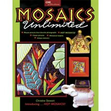 Stained Glass Pattern Book - MOSAICS UNLIMITED