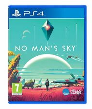 No Man's Sky PS4 BRAND NEW FACTORY SEALED UK SELLER
