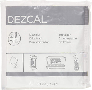 Urnex Dezcal Activated Scale Remover for Commercial Boilers of Coffee 7 Ounces