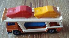 Matchbox Superfast - Bedford Car Transporter von 1976 o. OVP - No 11 Lesney GB