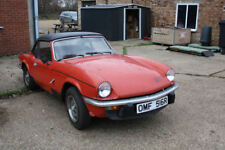 TRIUMPH SPITFIRE 1500 1976 SPARES OR REPAIRS / RESTORATION PROJECT