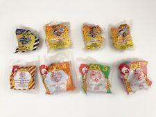 McDonalds Happy Meal Spielzeug 1993 1994 Animaniacs 8 NIP Slappy Skippy Wakko 90s VTG