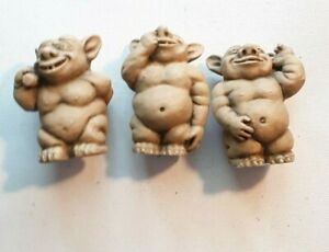 Gargoyles  by Design Toscano (Small) Stone Statue Figures