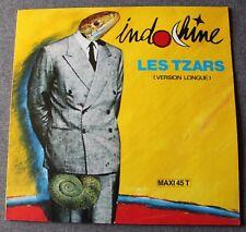 Indochine, les tzars version longue , Maxi Vinyl