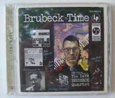 THE DAVE BRUBECK QUARTET (CD)   BRUBECK TIME -    NEUF SCELLE