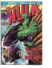 The Incredible Hulk #192 (1975) The Lurker Beneath Loch Fear!