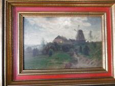 Öl-Malerei im Impressionismus Kunsthändler